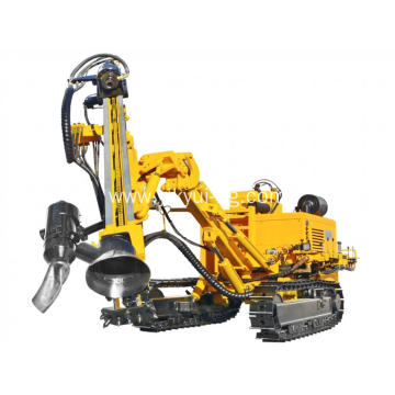 YKA-90L water-air Hydraulic Crawler Drag Anchoring Rig